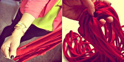 cara membuat siomay lung cara bikin kalung modis dari kaus bekas kollyd