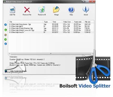 boilsoft video joiner full version free download boilsoft video joiner v7 2 2 portable fg