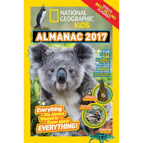 almanac 2018 2019 books national geographic almanac 2017 hardcover