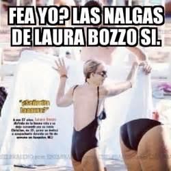 Laura Bozzo Memes - meme personalizado fea yo las nalgas de laura bozzo si