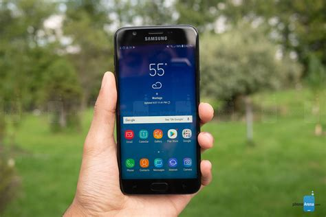 Samsung J7 Review Samsung Galaxy J7 For At T 2018 Review