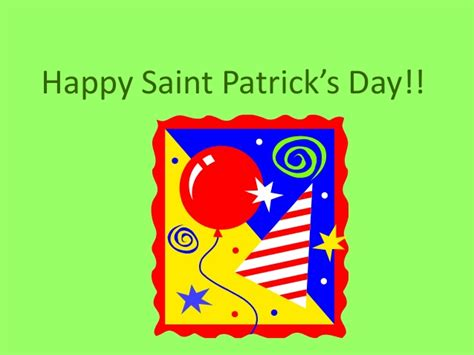 s day recommendations patrick s day