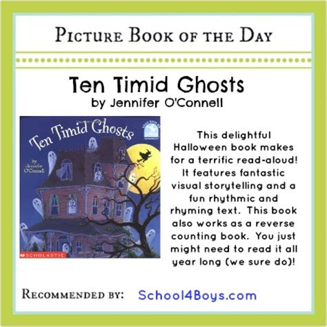 how to a timid to come ten timid ghosts