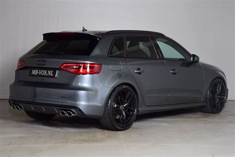Audi S3 Mmi by Audi S3 Sportback Quattro Pro Line Plus Supersport B O