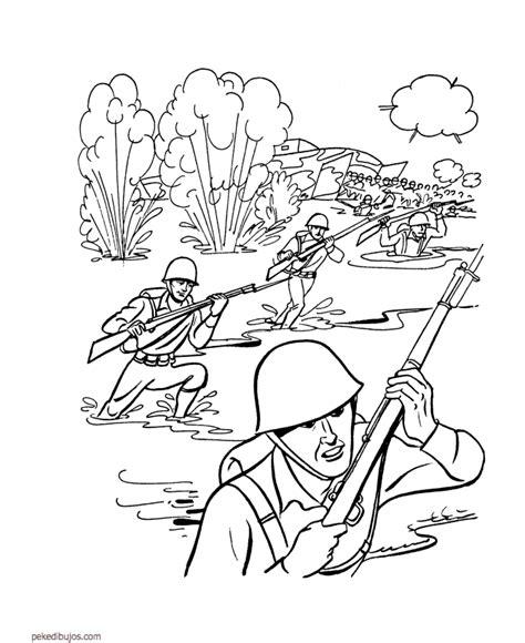 imagenes para colorear batalla de la victoria dibujos de la guerra para colorear