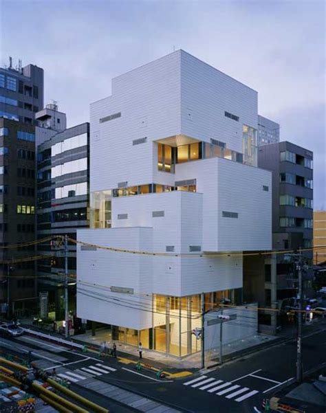 japanese architecture modern buildings creative