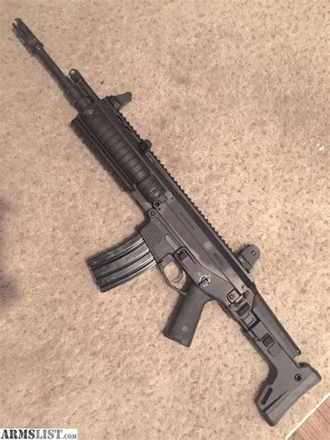 5 B Acr armslist for sale trade bushmaster acr enhanced 14 5 quot barrel