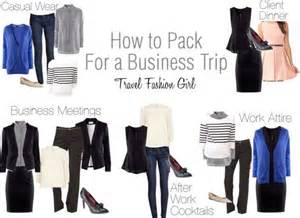 business trip packing list for minimalist fashionistas a