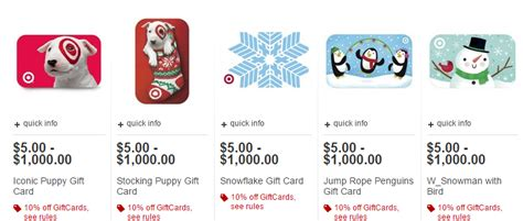 Kmart Smart Plan Gift Card - hot 10 off all target gift cards through 11am pst today only