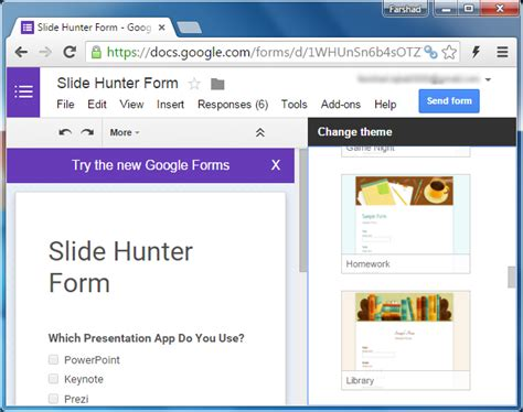 themes in google forms how to use google forms to create a survey