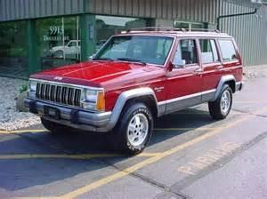 1992 jeep laredo accessories
