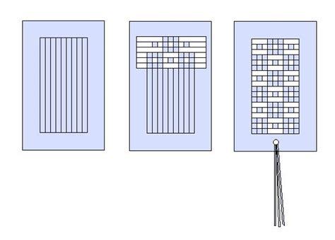 Muster Weben Vorlagen Flechten Grafiken Und Diagramme Anleitungen Tipps Und