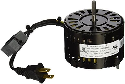 Broan Bathroom Fan Motor Broan S99080517 Bathroom Fan Motor Import It All