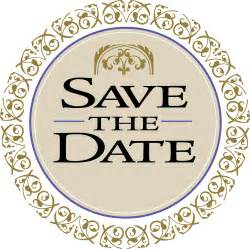 save the date clipart free getbellhop clipartix