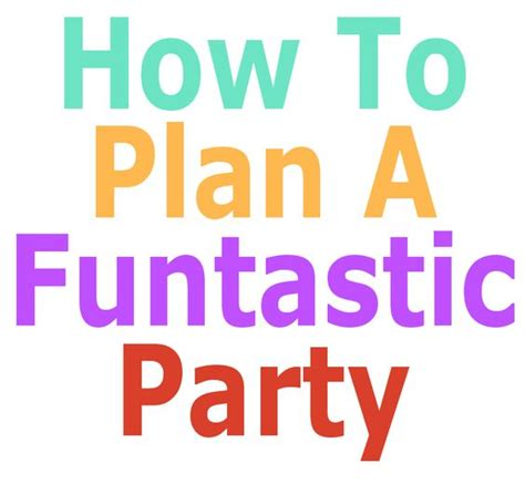 the family reunion planners blog how to plan a fun party