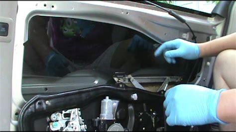Toyota Sliding Door Repair Door Power Power Wagon But One That U0027s In A