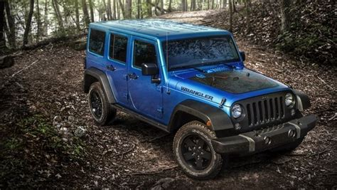Black Jeep Truck 2016 Jeep Wrangler Black Edition Truck Review Top