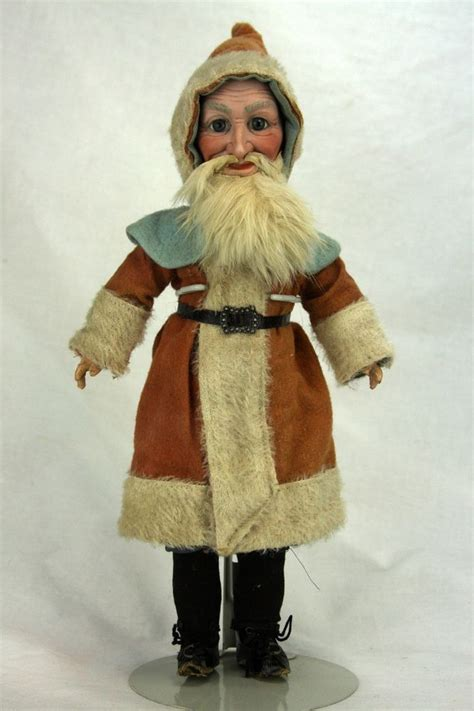 bisque santa doll heads 1000 images about a german santa containers on