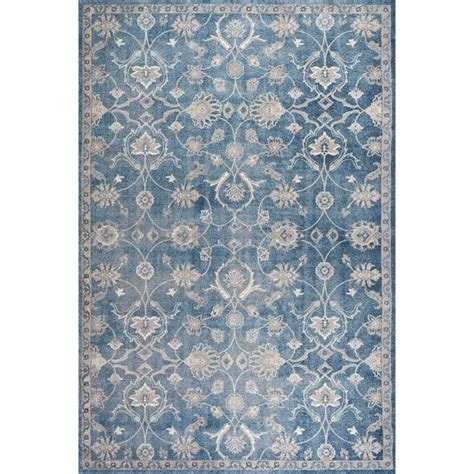 Blue Traditional Rugs by Safavieh Sofia Blue Traditional Rug 4 X 5 7 Quot Sof386c 4