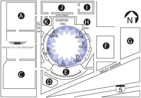 dome parking map directions