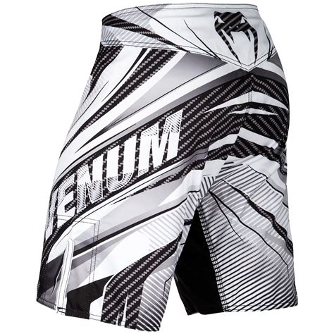 Venum Sparring 20 Fightshorts Bluewhite white printed combat shorts with venum logo galactic 2 0 carbon