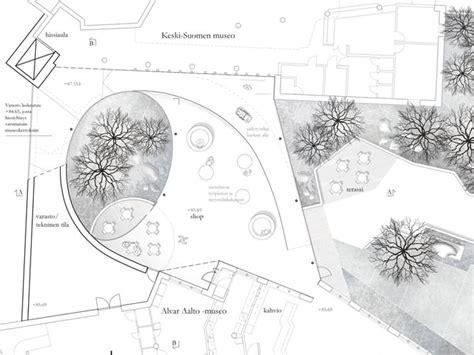 alvar aalto floor plans winners chosen for alvar aalto museum extension but told