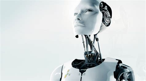 film robot intelligent fond d ecran robot intelligent wallpaper
