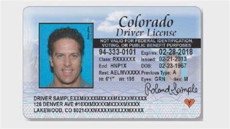 Drivers License Records Non Citizen Driver S Licenses Bogging Colorado Dmv 171 Cbs Denver