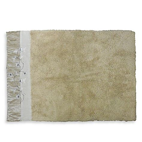 Croscill 174 Magnolia Bath Rug Bed Bath Beyond Croscill Bathroom Rugs