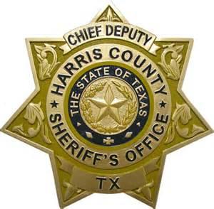 copshop harris county sheriff patch