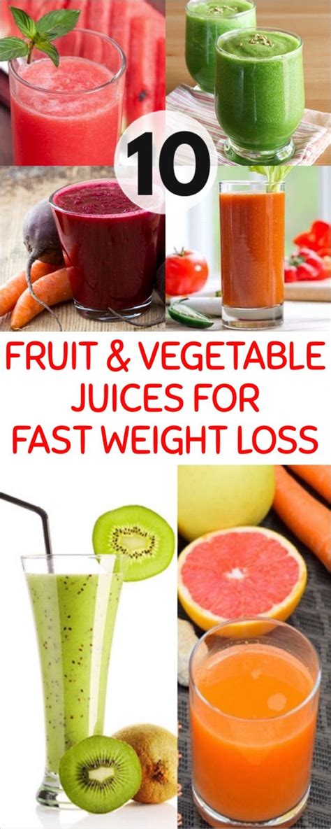 Fruit And Vegetable Detox Diet For Weight Loss by 17 Best Ideas About Juice Fast On Healthy