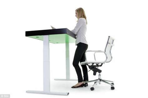 desk that moves up and down transforming desk that moves up and down to keep your fit