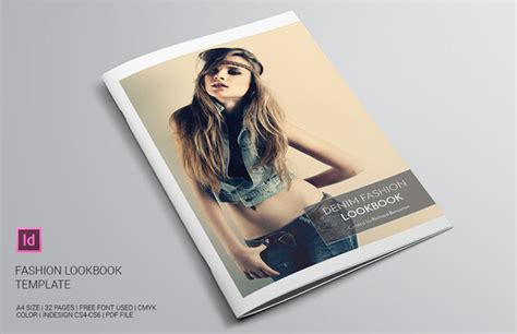 10 Elaborate Fashion Lookbook Templates To Amaze Your Audience Free Psd Ai Download Lookbook Template Free