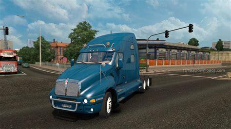 t2000 kenworth truck parts kenworth t2000 euro truck simulator 2 mods