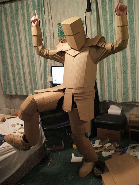 pattern making cardboard cardboard armour a picture quot tutorial quot mummers craft