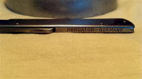 mercator knife mercator german pocket knife collectors weekly