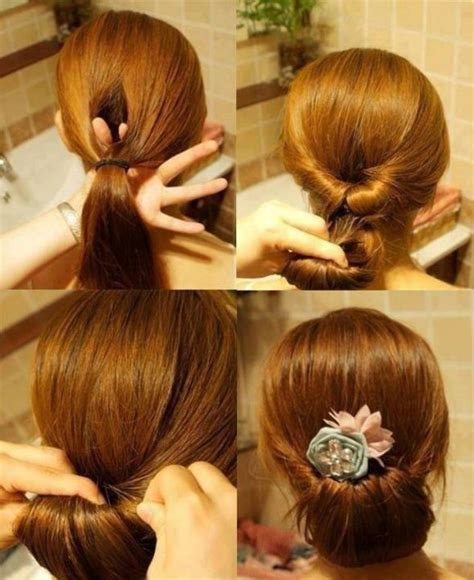 simple hairstyles at home india 40 id 233 es coiffure faciles 224 faire en 10 minutes pour