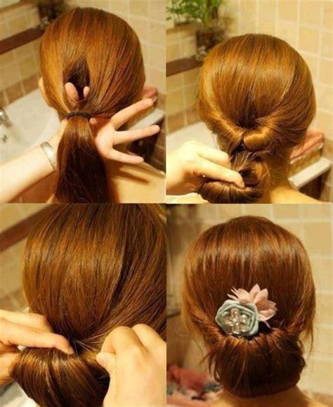 40 idées coiffure faciles à faire en 10 minutes pour