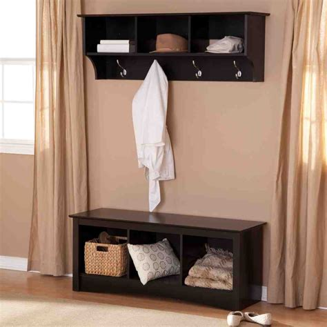 storage bench and coat rack set hall tree coat rack storage bench home furniture design