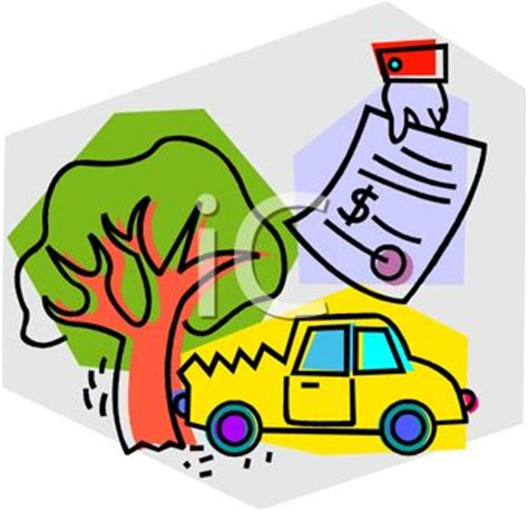 auto insurance when a tree insurance images clip art 24