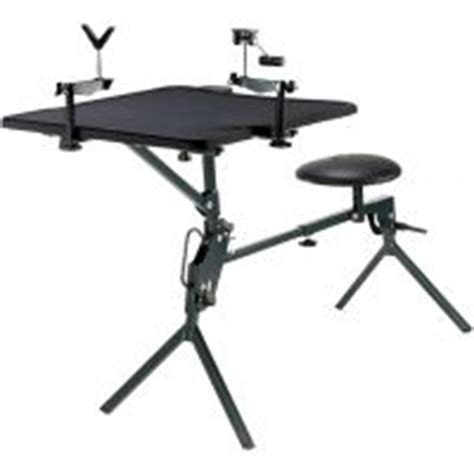 shooting bench reviews reviews ratings for shooter s ridge deluxe portable