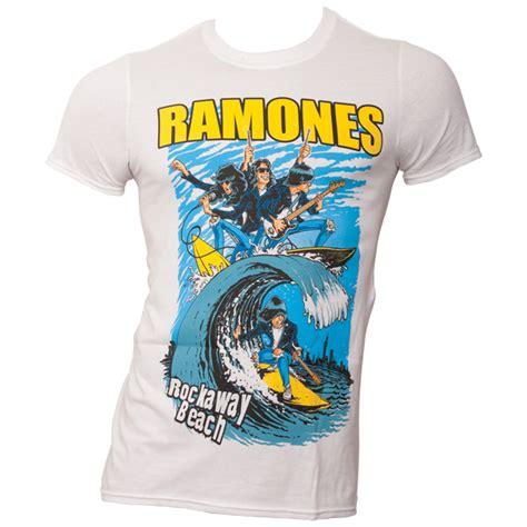 Kaos Band Metallica Tshirt Musik Rock Metal 24 ramones t shirt rockaway white rocknshop