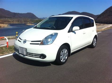 Note 1 In Japan 2006 nissan note e11 for sale japan jpn car name for