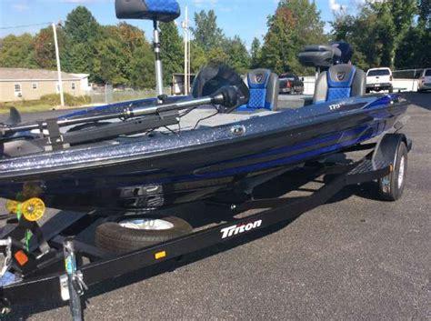 triton boats sale triton boats boats for sale in tennessee