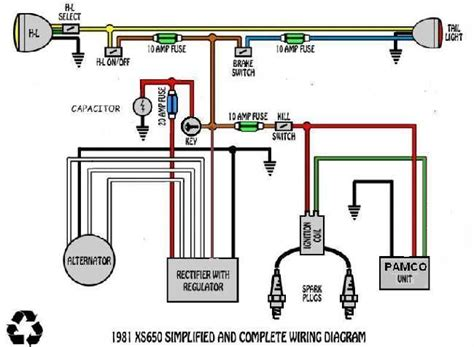 yamaha banshee wiring diagram 29 wiring diagram images
