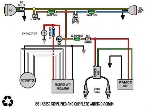 yamaha banshee wiring diagram 29 wiring diagram images