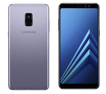 Samsung Galaksi A8 prise en du samsung galaxy a8
