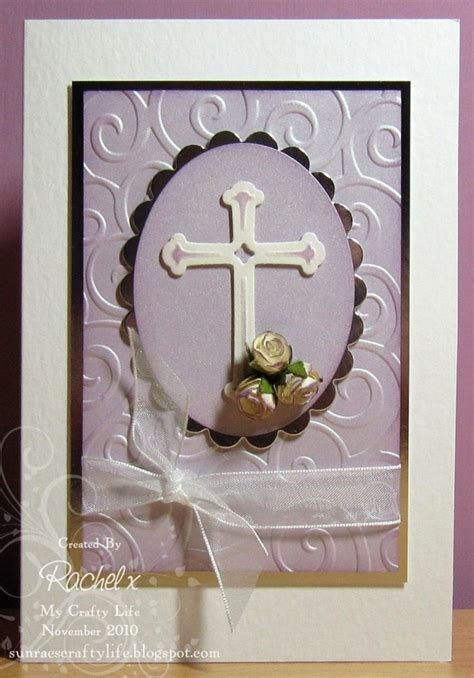 Handmade Sympathy Card Ideas - 49 best images about cards religious on the