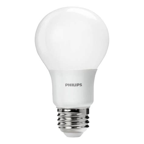 Philips A19 Led Light Bulb Philips Led Bulb Less Than 5 Each 2 For 1 For Now