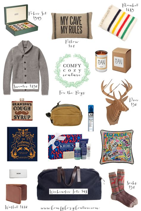 christmas gift guides for college men comfy cozy couture gift guide for the comfy cozy couture